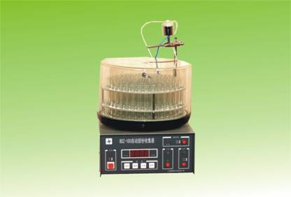 bsz系列电子钟控 自动部份收集器